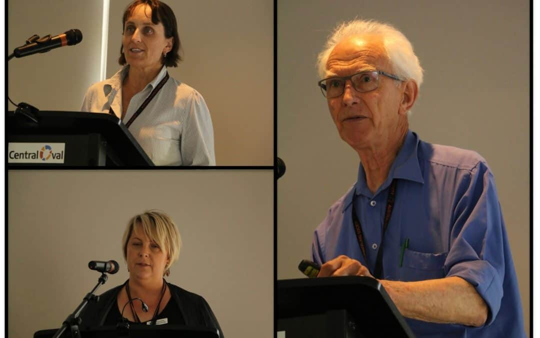 LIGHTNING PRESENTATIONS – A POPULAR INNOVATION AT THE 19TH AUSTRALIAN RANGELANDS CONFERENCE
