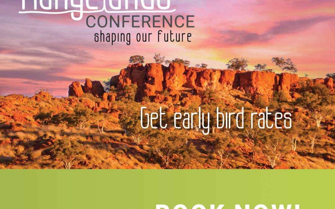 NRM IN THE RANGELANDS CONFERENCE – SHAPING OUR FUTURE, 2021